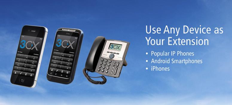 3CX - centrala telefoniczna VOIP IP dla Windows